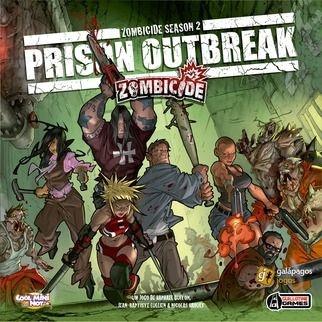 Prison Outbreak - Zombicide Season 2