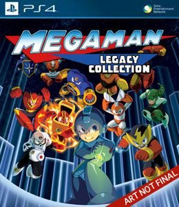 MEGA MAN LEGACY COLLECTION US PS4