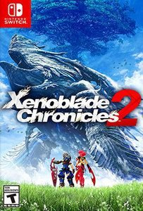 XENOBLADE CHRONICLES 2 US SWITCH