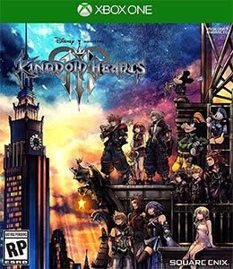 KINGDOM HEARTS 3 - XB1