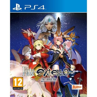 Fate/Extella: The Umbral Star US PS4