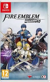 FIRE EMBLE WARRIORS SWITCH