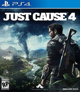 JUST CAUSE 4 US PS4