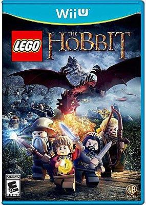 LEGO THE HOBBIT US WII U