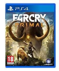 FAR CRY PRIMAL - BLU-RAY - PS4