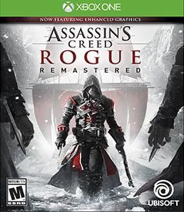 ASSASSINS CREED ROGUE - DVD - XB2 / XB1