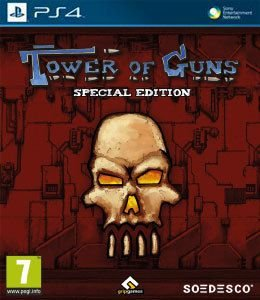 TOWER OF GUNS PS4