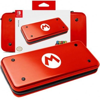 CASE SWITCH ALUMINIO SUPER MARIO