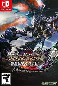 MONSTER HUNTER GENERATION SWITCH