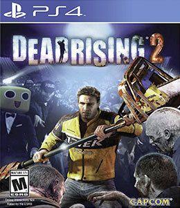 DEAD RISING 2 US PS4