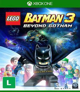 LEGO BATMAN 3 XONE