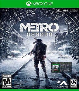 METRO EXODUS - XB1