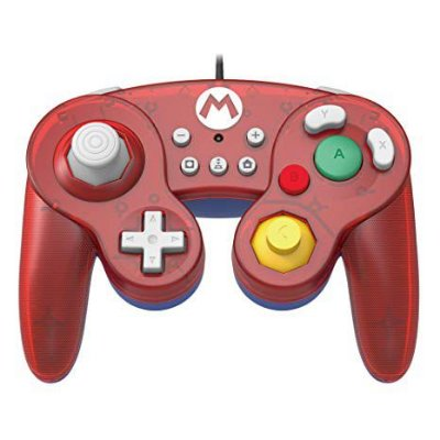 CONTROLE SWITCH BATTLE PAD MARIO