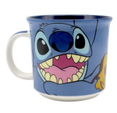CANECA 350ML STITCH