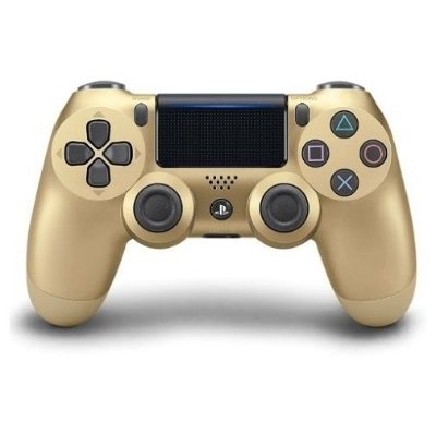 CONTROLE DUAL SHOCK GOLD PS4