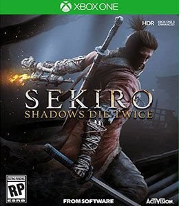 SEKIRO: SHADOWS DIE TWICE - XB1