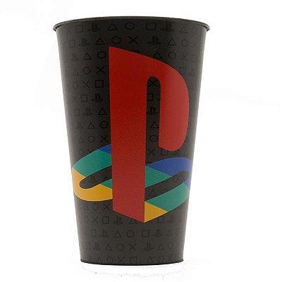 COPO PLAYSTATION - PLAY CLASSIC - PRETO