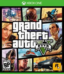 GRAND THEFT AUTO V REMASTERED XBOX ONE
