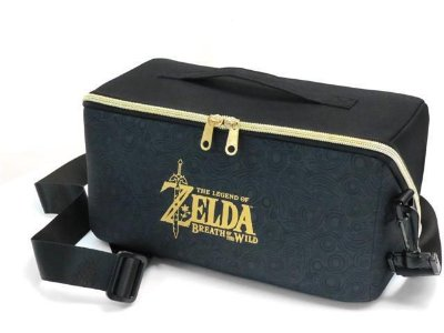 CASE CARRY ALL BAG ZELDA SWITCH