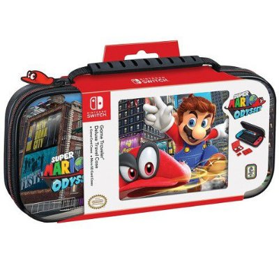 CASE MARIO ODYSSEY SWITCH