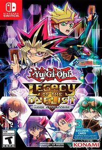 YU GI OH! LEGACY OF THE DUELIST SWITCH