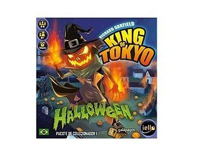 King of Tokyo - HALLOWEEN - Expansão