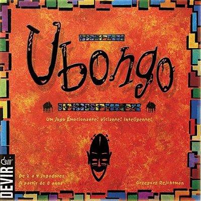 Ubongo - Devir