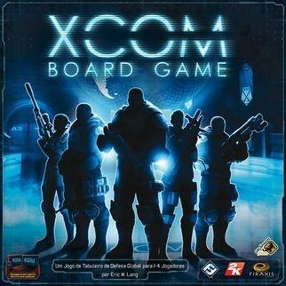 XCOM - Board Game