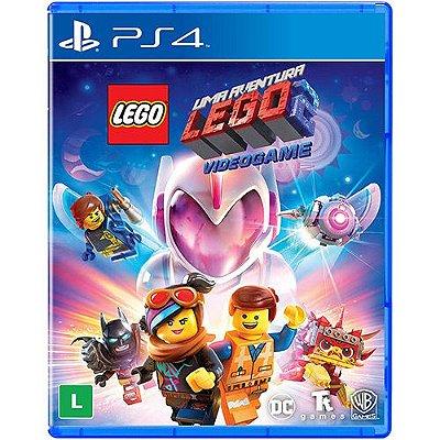 LEGO UMA AVENTURA 2 VIDEOGAME PS4