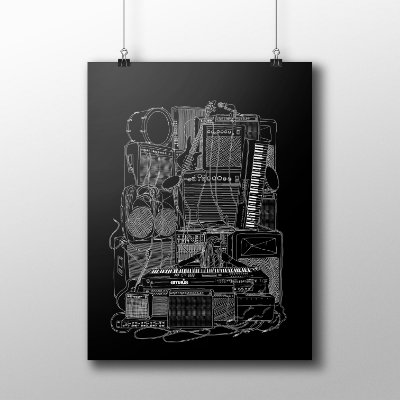 POSTER MUSIC