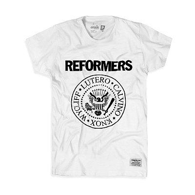 CAMISETA WHITE REFORMERS