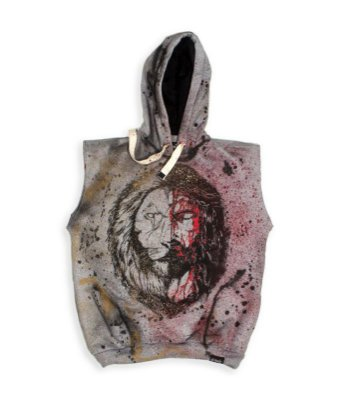 COLETE JESUS&LION CUSTOM