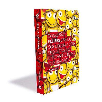 Bíblia NVT - Emoji (Capa dura - Letra Normal)