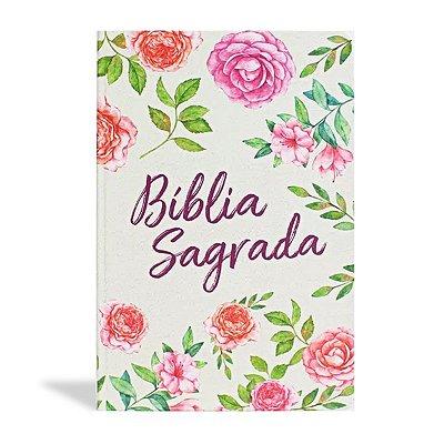 BIBLIA NVT LG ST - TEXTURA FLORAL