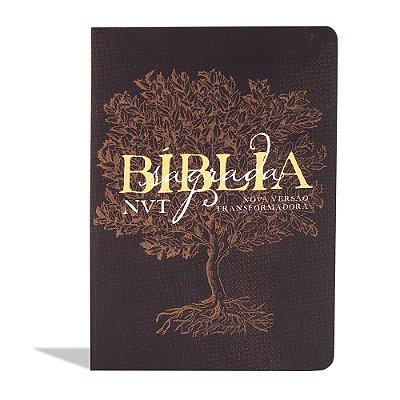 BIBLIA NVT EDEN MARROM (LETRA GRANDE)