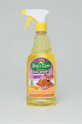Bio wash. 100% natural. Elimina odores de animais