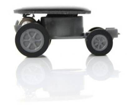 Brinquedos ecológicos e educativos movidos a energia solar - Carrinhos