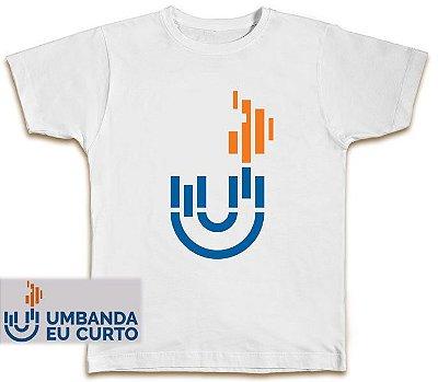 Camiseta Umbanda Eu Curto