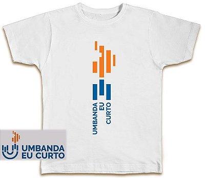 Camiseta Umbanda Eu Curto - Vela