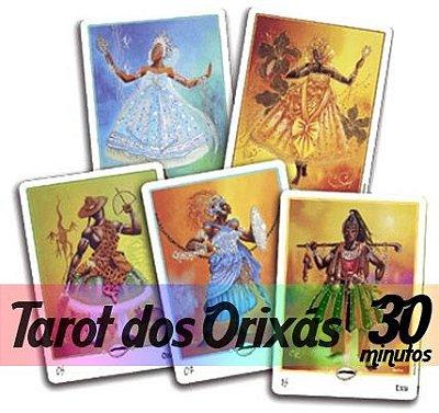 Tarot dos Orixás - 30 minutos - Sessão online