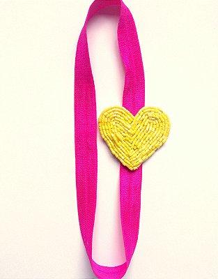 Coração Super Cores