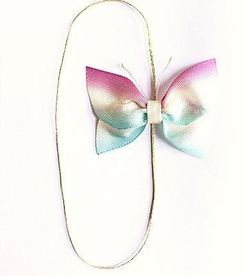 Borbotela . Arco iris