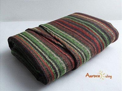 Wrap Sling Aurora Pachamama