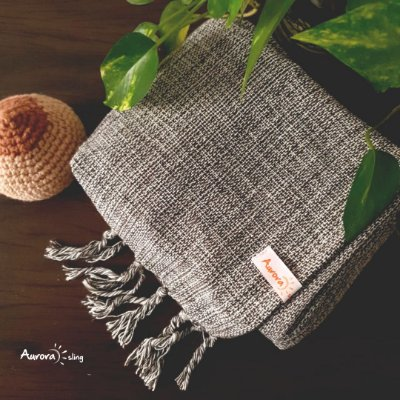 Rebozo Chocolate Mescla