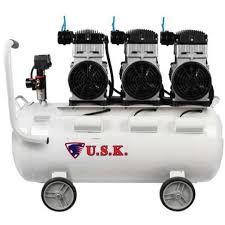 Compressor Odontológico 3 Consultórios 100 Litros 220v - America King