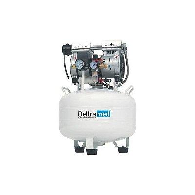 Compressor Odontológico 60Hz 38 Litros para 1 Consultório D1 - Deltramed