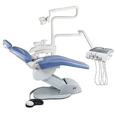 Cadeira Odontológica Consultório Unik A4 Linha Metálica - Kavo