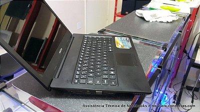 Assistência Técnica Notebook Positivo Sim + 2670m, leve seu equipamento em nossa Assistência Técnica hoje mesmo