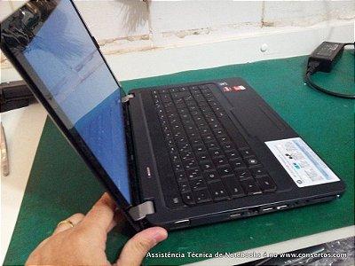 Assistência Técnica Notebook HP G42-372BR é no consertos.com envie o seu de todo o Brasil, orçamento grátis