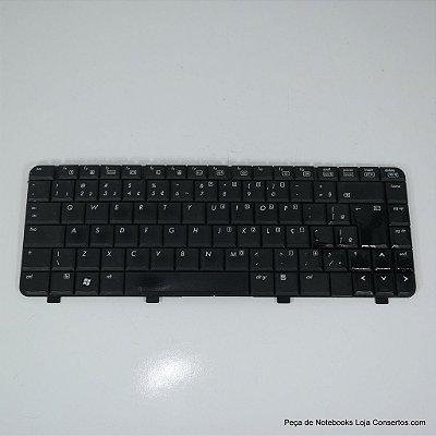 *6438* Teclado original do Notebook HP 530